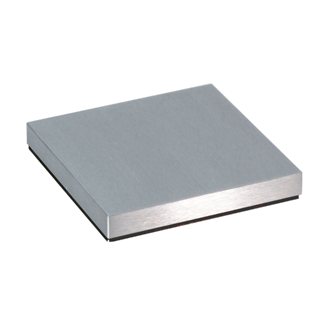 SQUARED GLASS GLUING PLATES, WITH UNCONTINUOUS EDGE, [/] 101X101MM