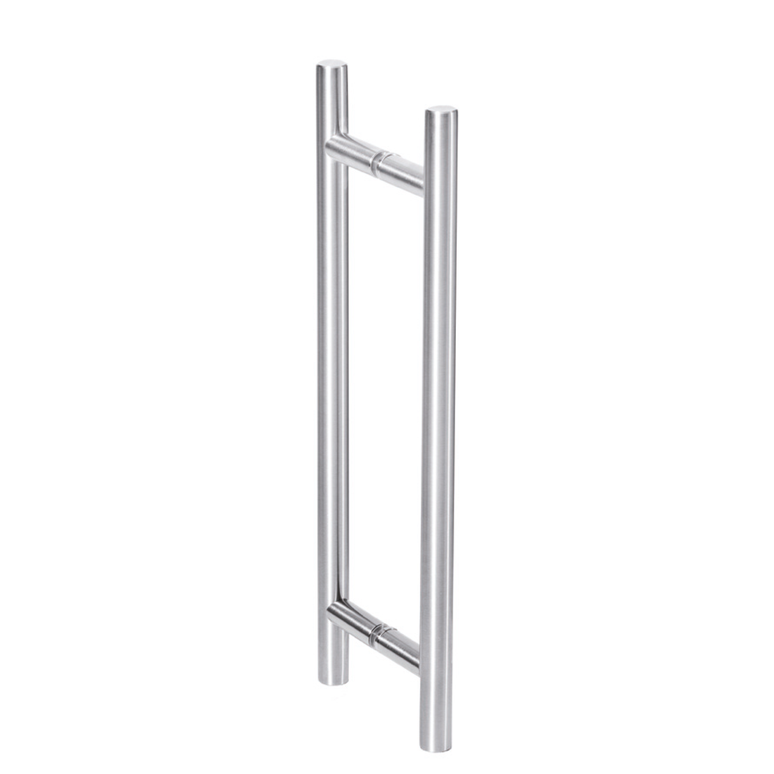 "IMPERO HANDLE ECONOLINE, ø 1"", FOR GLASS DOORS, SATIN"