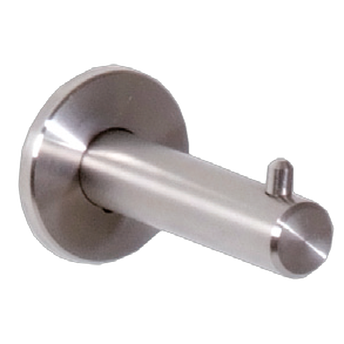 HOOK, SATIN STAINLESS STEEL I 50MM