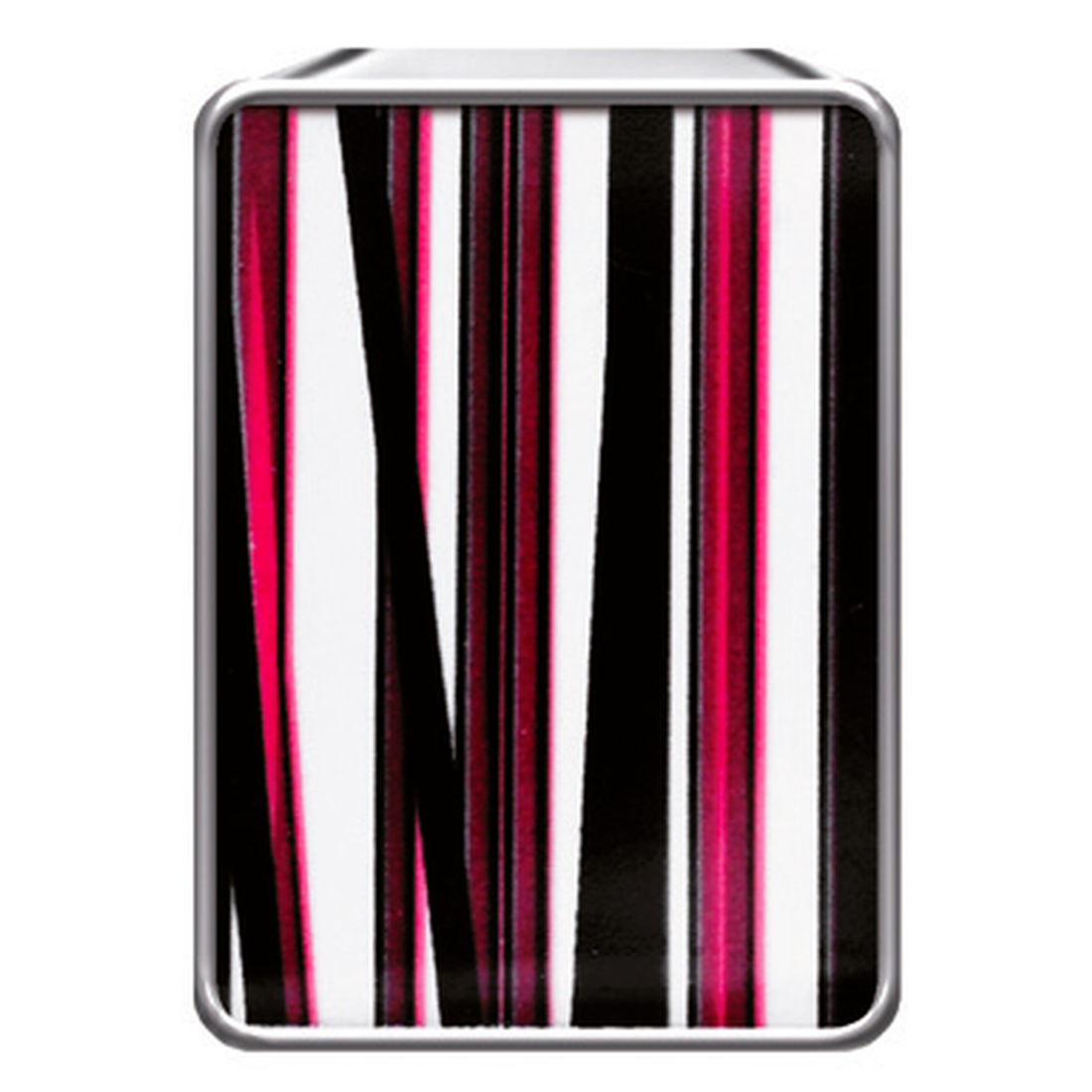 DECOR INLAY STRIPES RED
