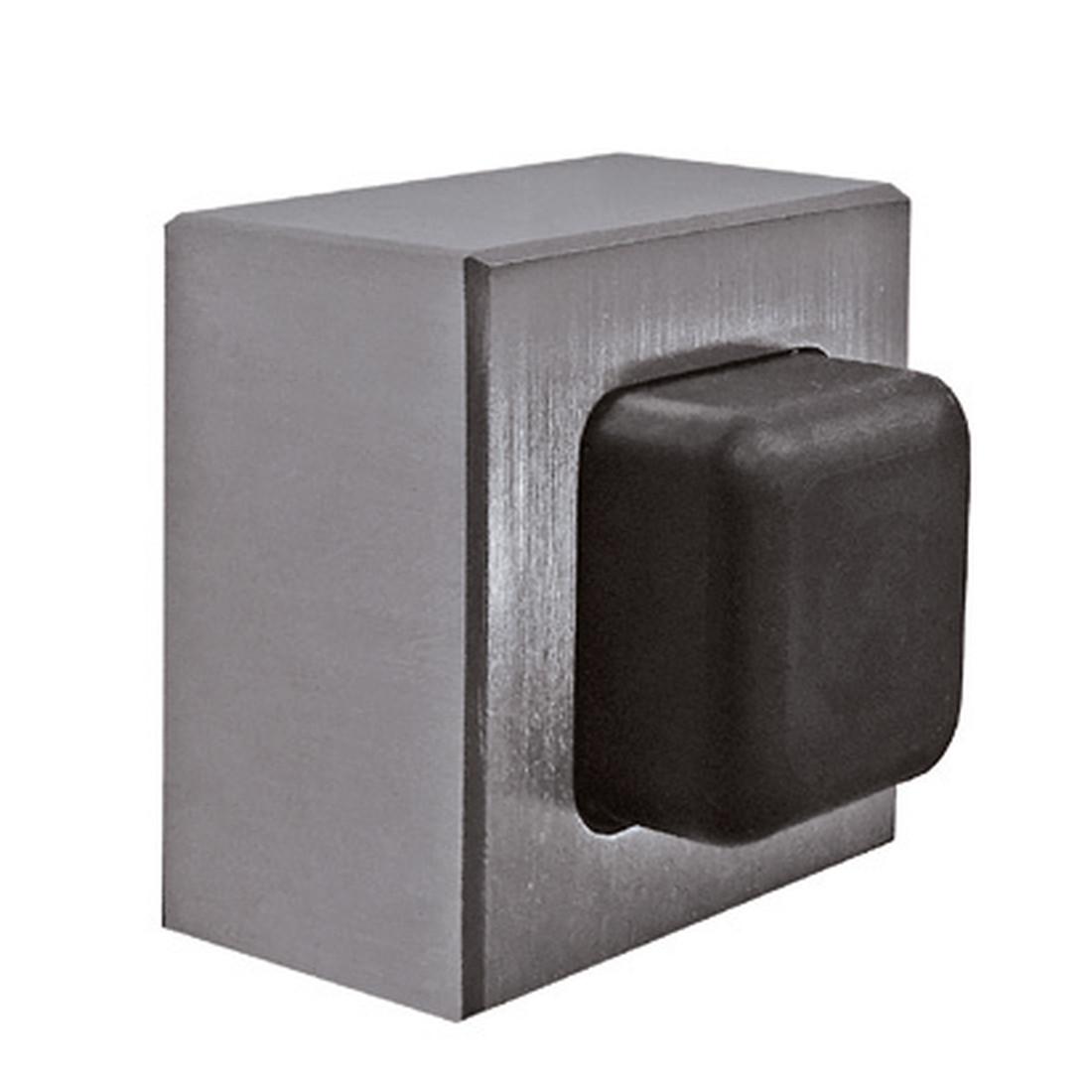 DOOR STOPPER, SQUARE, [/9 40/40MM, L: 20MM, HANGER BOLT