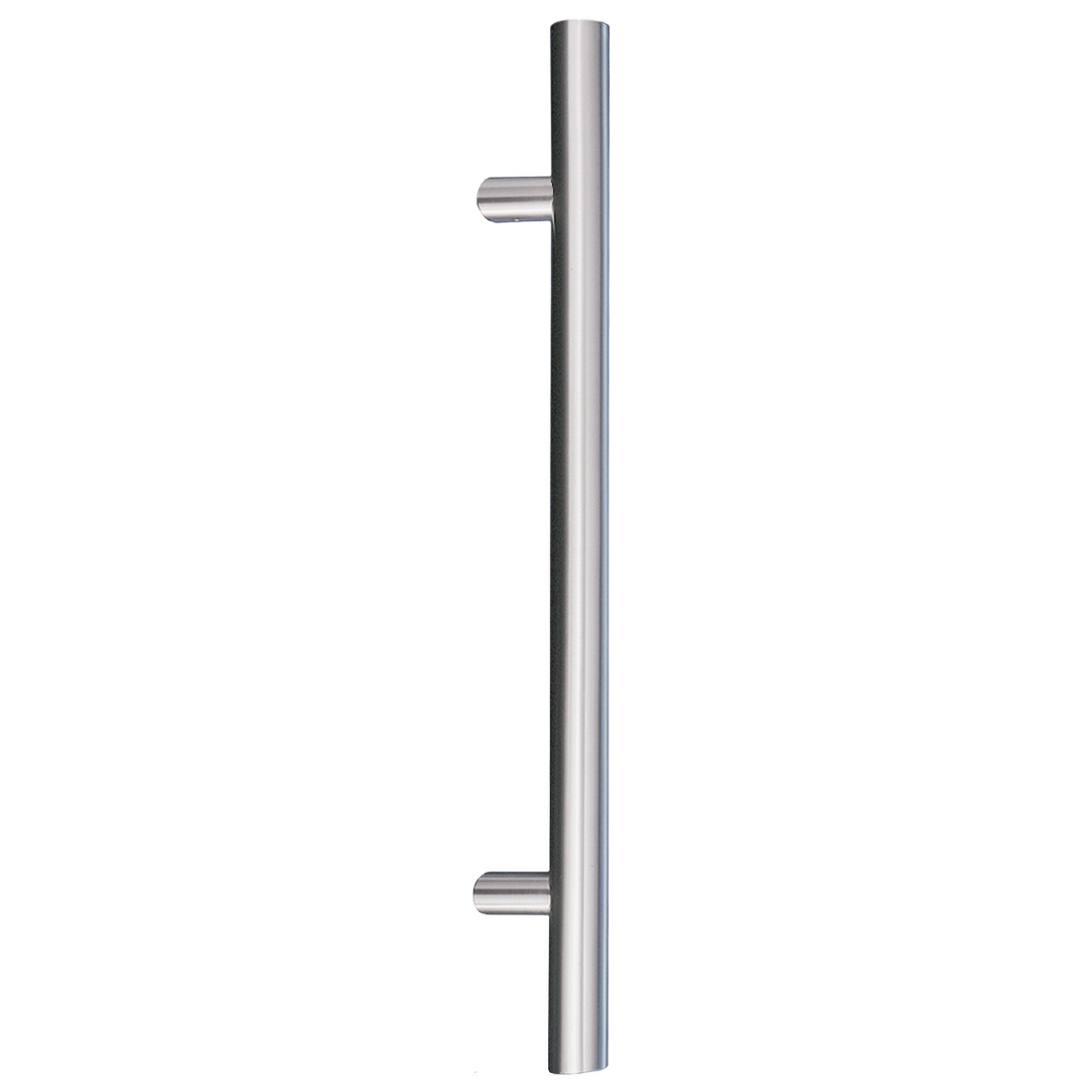 "IMPERO HANDLE, ø 1"", FOR GLASS AND WOODEN DOORS"