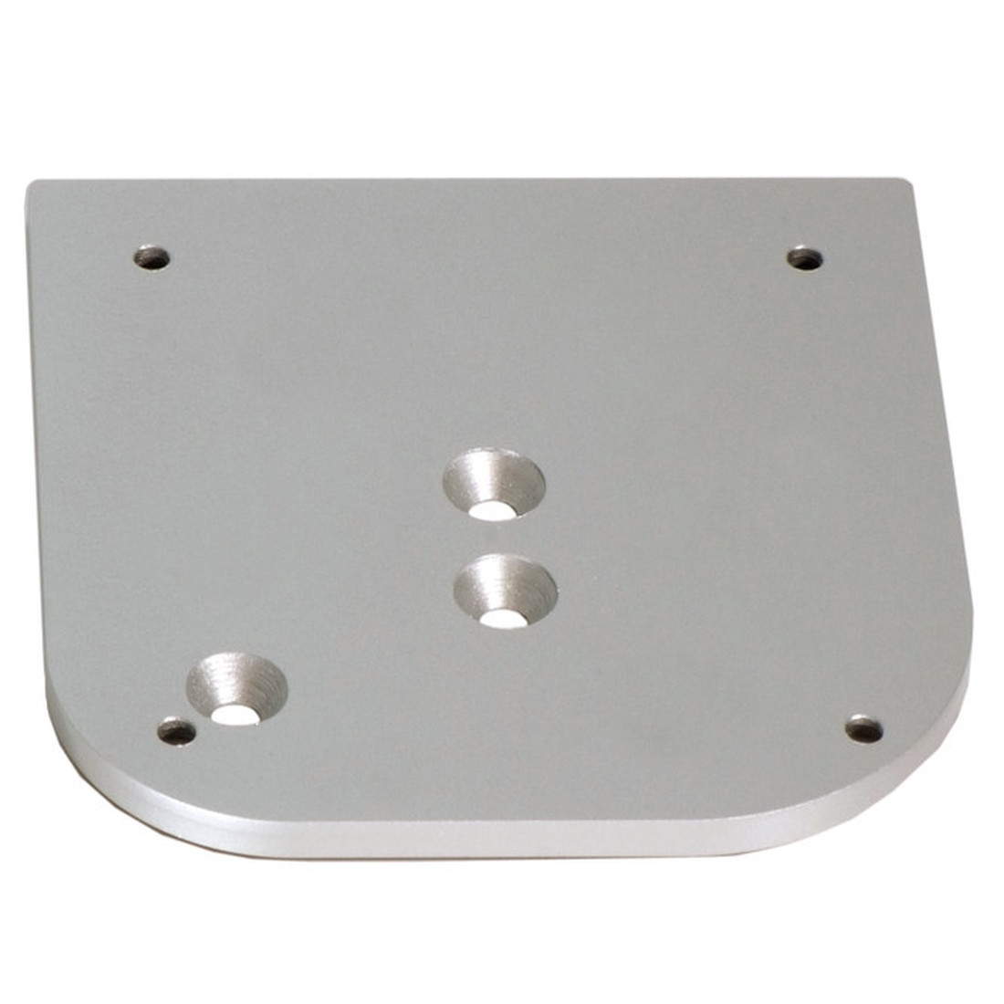 MOUNTING PLATE FOR TUBE ø 60MM