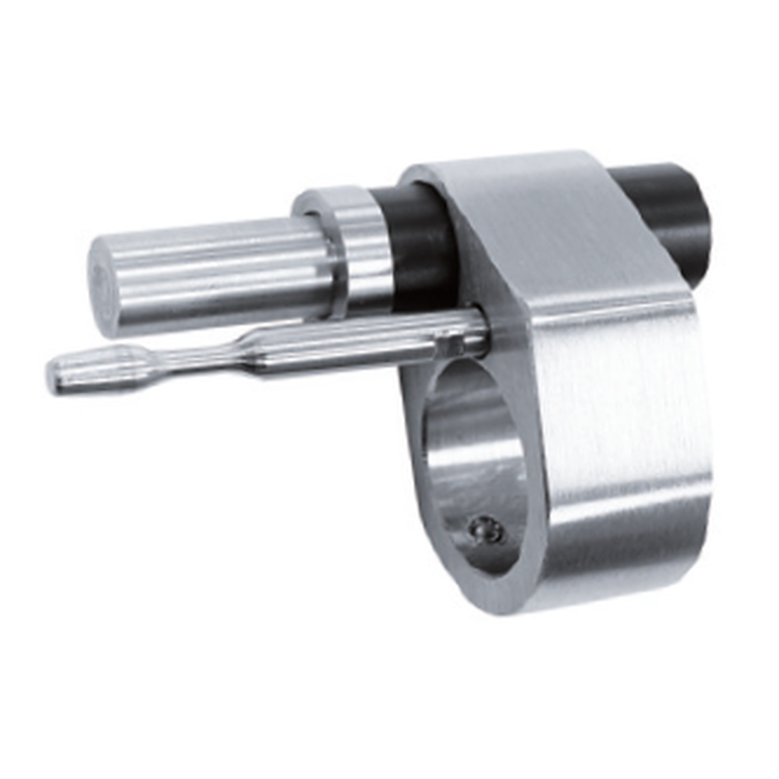 SOFTSTOP DAMPER FOR PROJECT, FLATEC VI AND FLATEC V, MAX DOOR WEIGHT 35-70KG