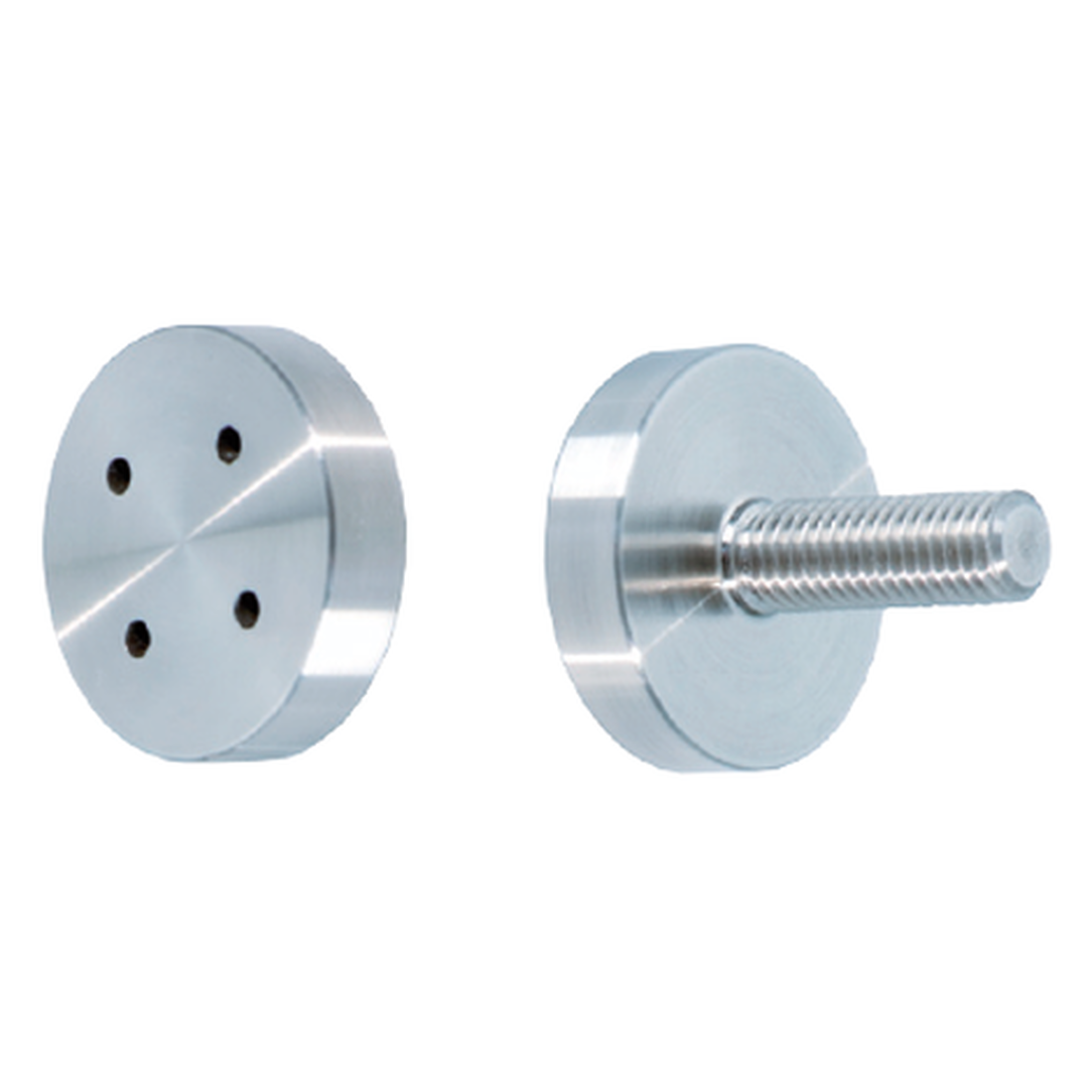 DECORATIVE SCREW WITH 4-HOLE OPTIC, ø 30MM