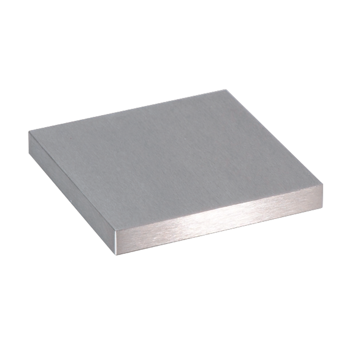 SQUARED GLASS GLUING PLATES, WITH CONTINUOUS EDGE, [/] 81X81MM