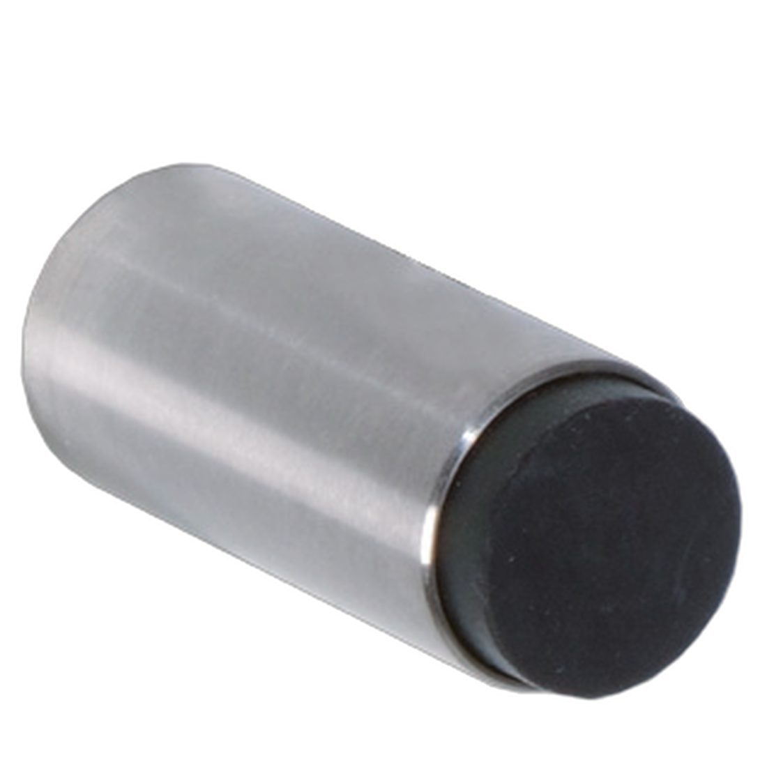 DOOR STOPPER FOR WALL MOUNTING, ø 22MM, L: 90MM, THEFT HINDER