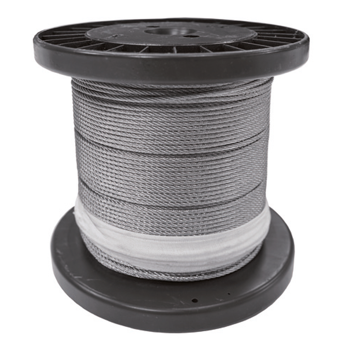 STAINLESS STEEL WIRE I CONSTRUCTION 7 x 6 +1, TRIMMED LENGTH OF WIRES I FOR 30KG