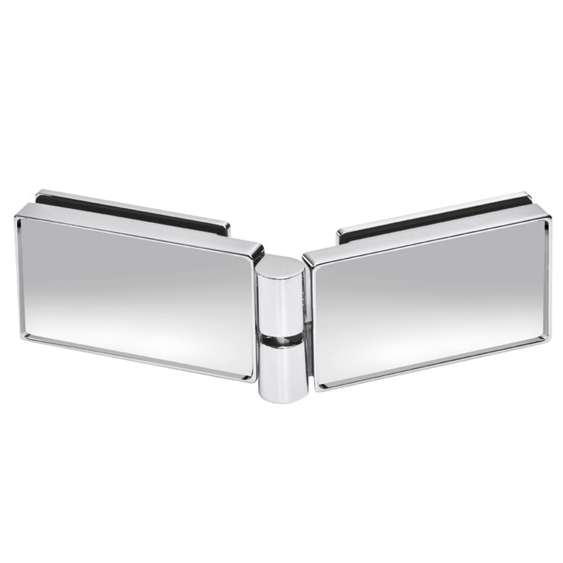STYLIT 135° - DOOR HINGE I GLASS - GLASS, DIN RIGHT