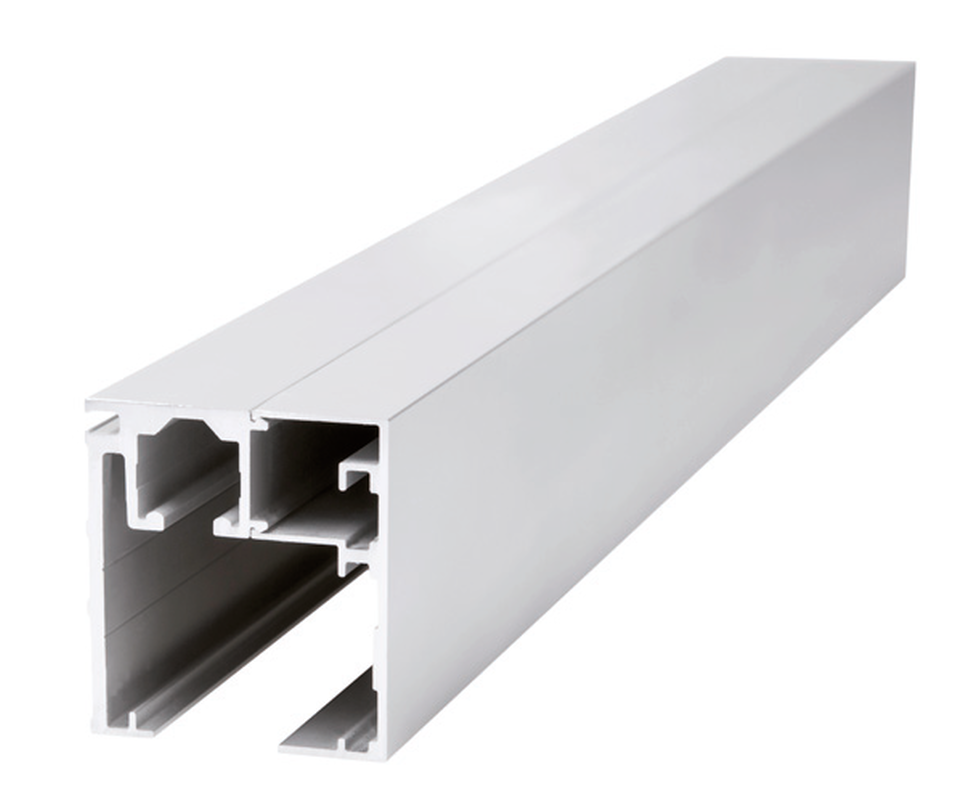 PROFILE TRACK RAIL FOR CEILING AND WALL MOUNT, LENGTH 1860MM